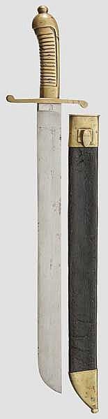 Artillerie-Faschinenmesser M 1849