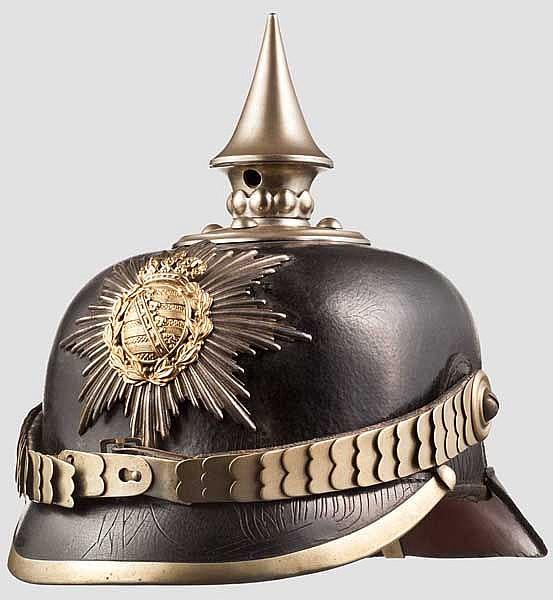 Helm für Mannschaften des Leib-Grenadier-Regiments vor 1897