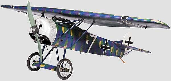 Fokker D-VIII, 695/18