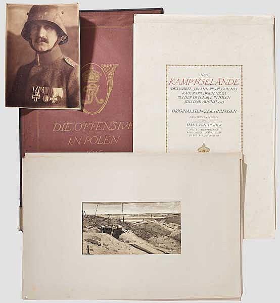 Erinnerungs-Album Infanterie-Regiment