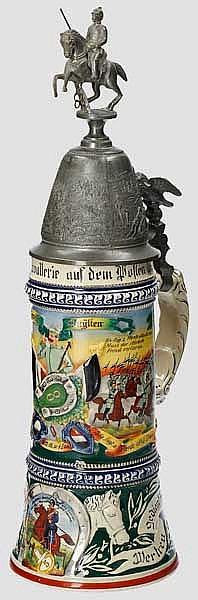 Preußen - 1. Esc./Jäg. Regt. z. Pferde No.8 Trier