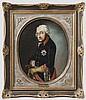 Johann Heinrich Franke (1738 - 1792), Werstatt/Umkreis - Portrait König Friedrich II. von Preußen, Johann Heinrich Christian Franke, €2,000