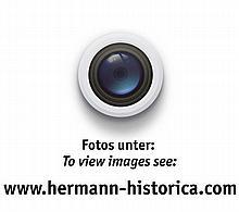 Generaladmiral Hermann Boehm (1884 - 1972) - sechs Portrait-Fotos mit Widmung