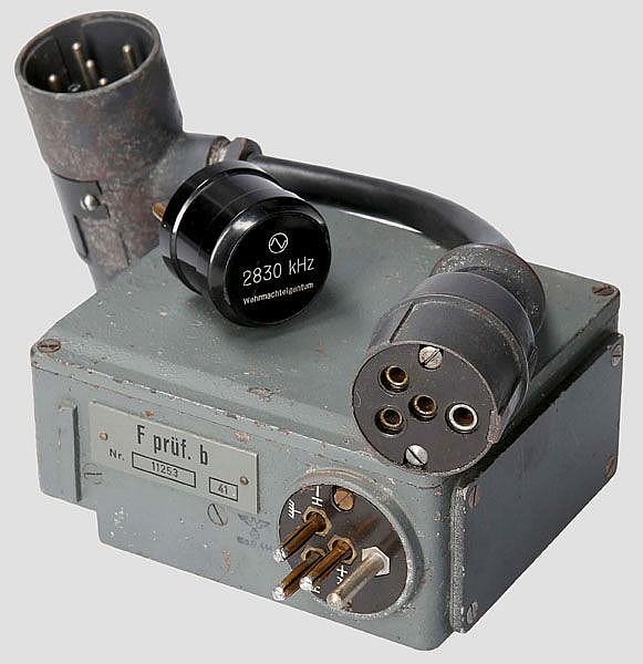 Frequenz-Prüfgerät