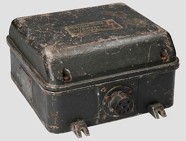 Umformer U30a für 30 Watt-Sender in Fahrzeugen