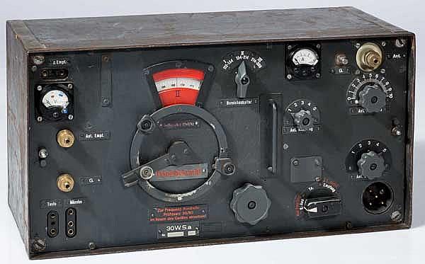 30 Watt-Sender 30 W.S.a für Fahrzeuge