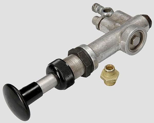 Starter- bzw Handpumpe für Anlass-Kraftstoff