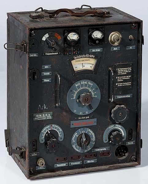 15 Watt-Sendeempfänger b - 15 W.S.E.b