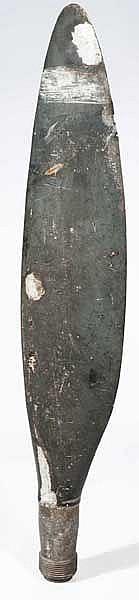 Propellerblatt, vermutlich für eine Focke Wulf Fw 190