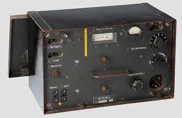 10 Watt-Sender