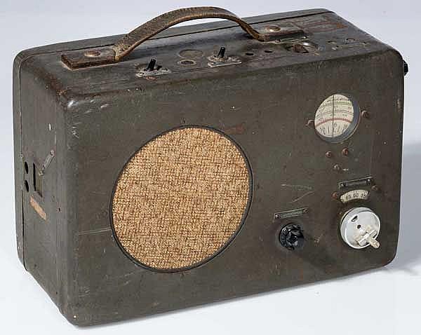 Radione (= Radio Nikolaus Eltz), Wehrmachtsempfänger R3