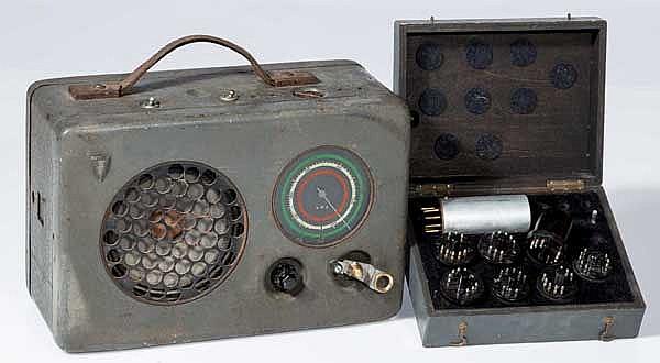 Radione (= Radio Nikolaus Eltz), Wehrmachtsempfänger R2
