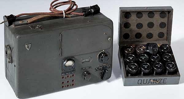 Radione (= Radio Nikolaus Eltz), Wehrmachtssender RS20/M