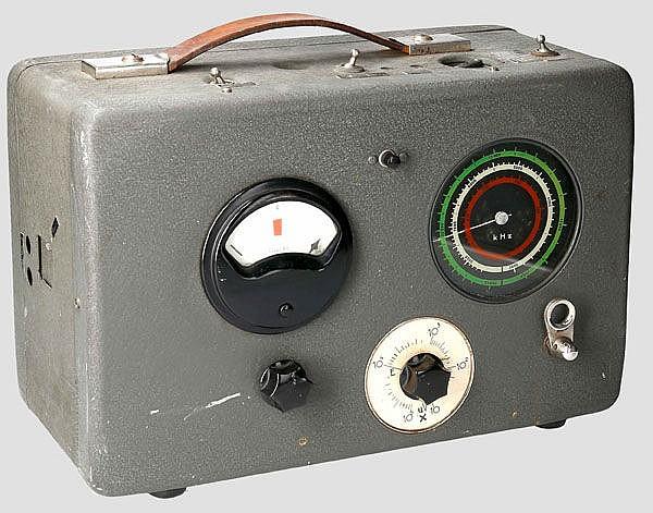 Störmessgerät Radione SE 1 (= Radio Nikolaus Eltz)