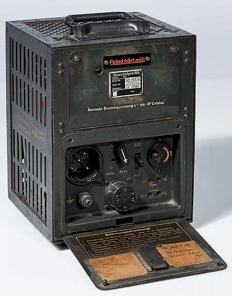 Netzanschlussgerät NA6