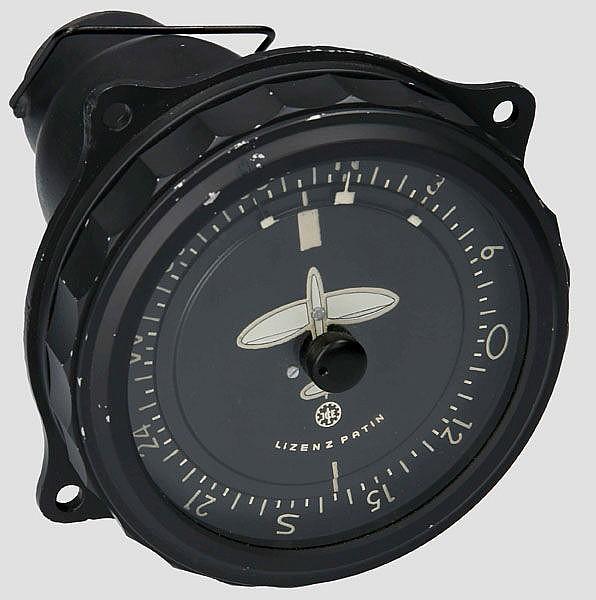 Beobachtertochterkompass, Bauart Patin PFK - b1