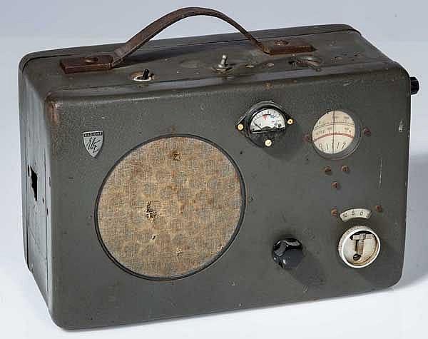 Radione (= Radio Nikolaus Eltz), Wehrmachtsempfänger R3b