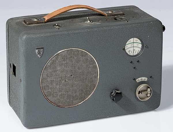 Radione (= Radio Nikolaus Eltz), Wehrmachtsempfänger R3a(?)