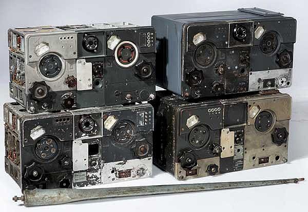 Sammlung FuG 16 - Sende und Empfangsgeräte