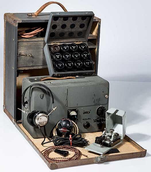 Radione (= Radio Nikolaus Eltz) RS20/M, Wehrmachtssender