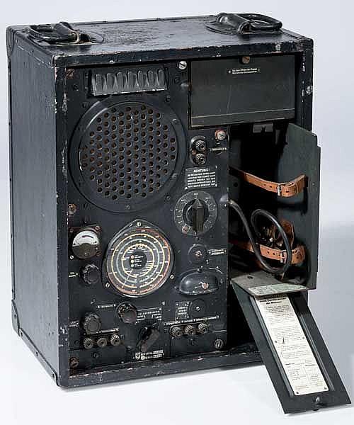 Wehrmachts-Rundfunkempfänger - WR 1/P