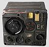 Kurzwellenempfänger E 10 a K der Flugzeugfunkanlage 10 (FuG 10)