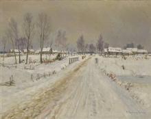 NIKOLAY BOGDANOV-BELSKY (1868-1945)