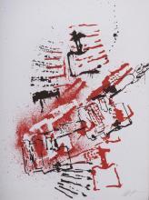 FERNANDEZ ARMAN (1928-2005) lithograph in colours