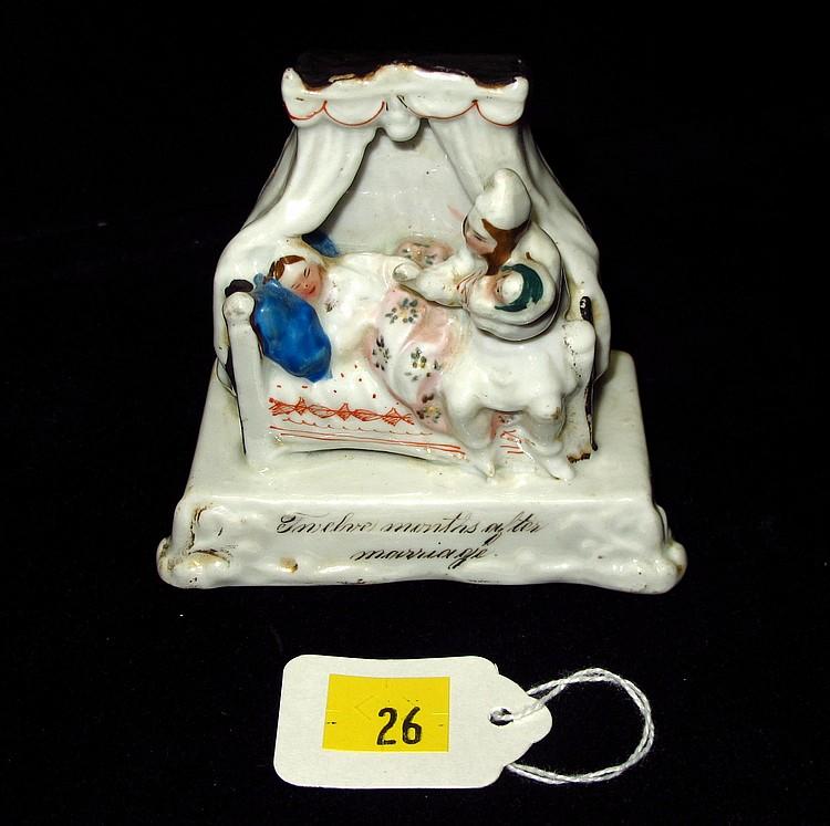 Antique Staffordshire/Porcelain Fairing