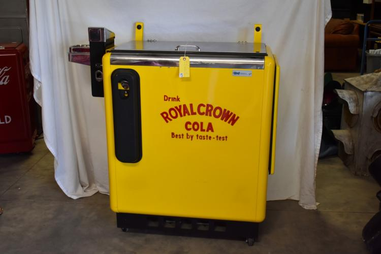 royal crown soda machine