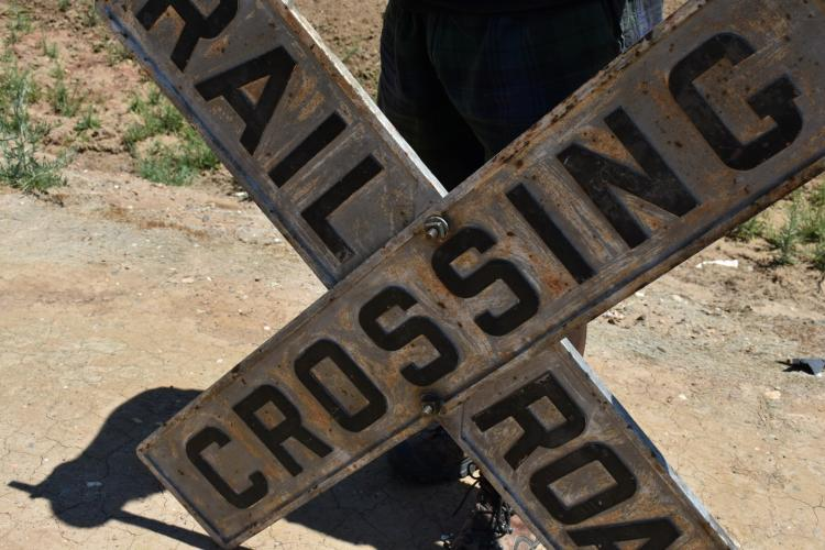 railroad crossing essay Railroad crossing safety tips many drivers pay little or no attention at highway- rail crossings they drive across day after day because they never see a train there the following safety tips can help save a life trains do not run on set schedules they can be on any track, at any time, going in either direction.
