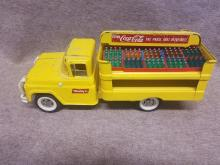 Buddy-L Coca Cola Toy Truck