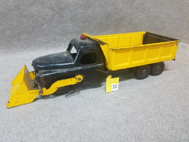 Structo Dump Truck