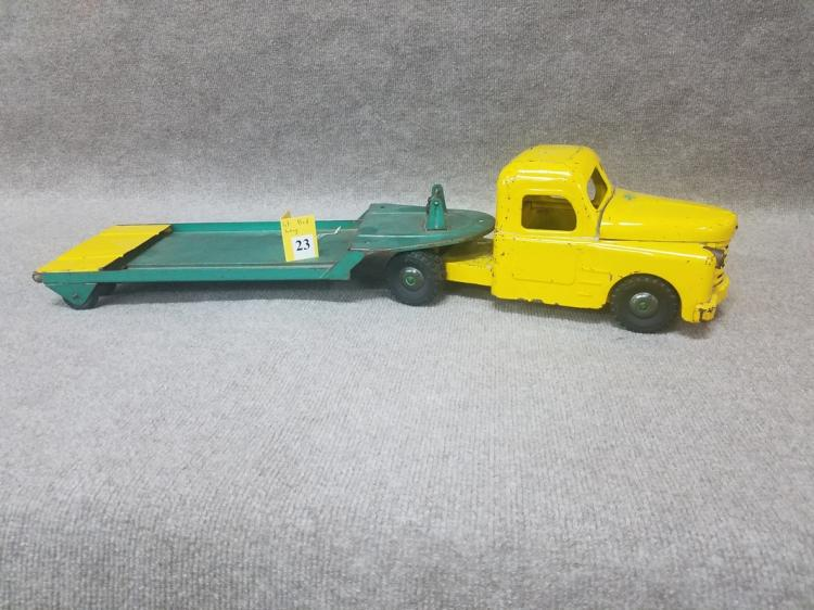 Structo Flat Bed Toy Truck