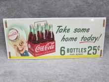 Coca Cola Advertising Sign