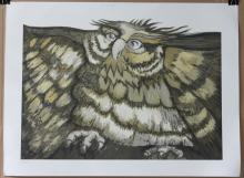 Lithograph Limited Edition Signed and Numbered Dated 78