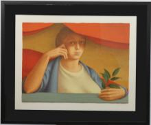 Lithograph After George Tooker
