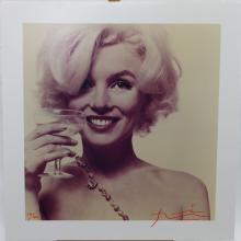Marilyn Monroe After Bert Stern