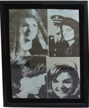 Jacqueline Kennedy After Warhol