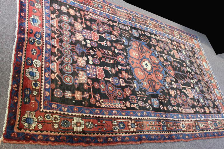 Old Handmade Persian Carpet
