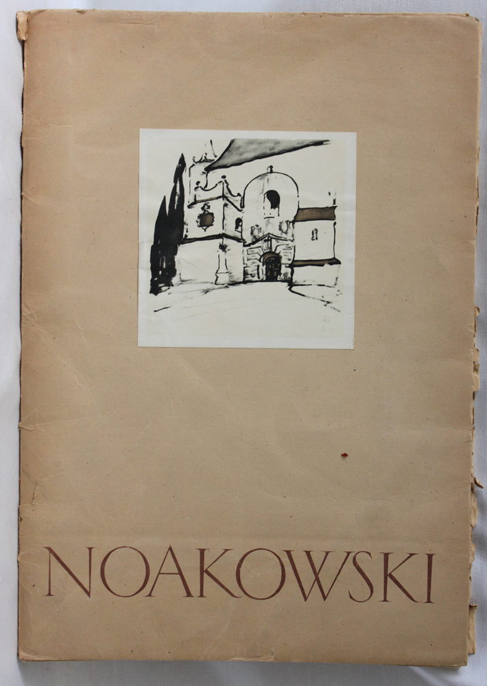 11 Prints by Noakowski, 1953 Poland
