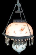 (1920-1930) American Hanging Lamp