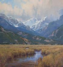 A Changing Wind by Cindy Baron, OPA & AWA