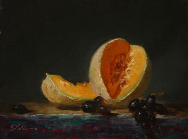 A Sweet Slice by Elizabeth Robbins, AWAM, OPA & NOAPS