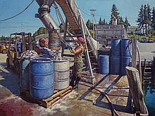Salting the Herring by Garin Baker