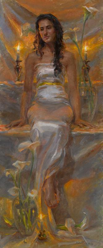 Arum Lillies by Rene Snyman