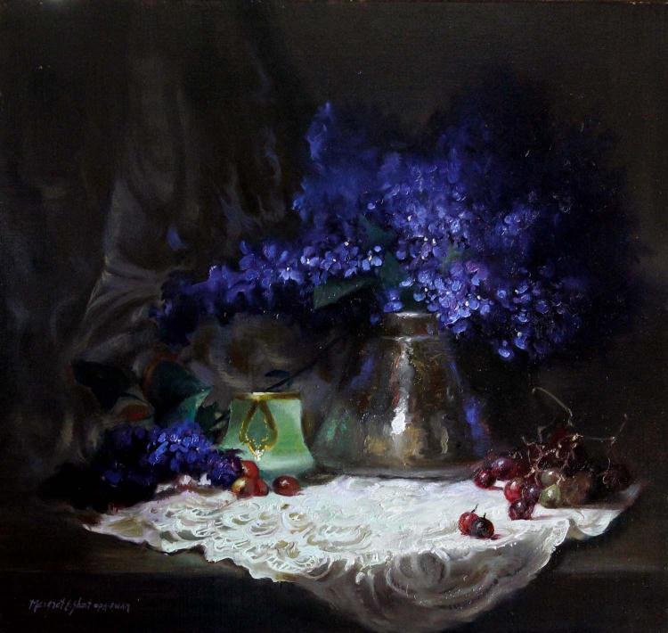 Fragrant Wonder by Margret Short AWAM, OPA