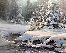 Winter Sunlight by Michael Godfrey