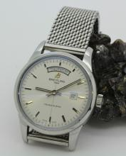 Breitling Transocean Day Date 43mm Watch A45310