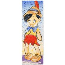 Signed David Willardson Pinocchio L/E Serigraph